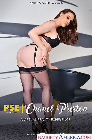 Watch Chanel Preston enjoy some Ass smacking and Athletic Body!