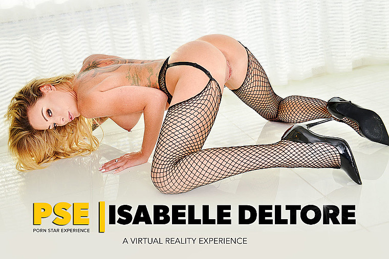 Cover Tattooed Aussie Isabelle Deltore in Your VR Porn Cum