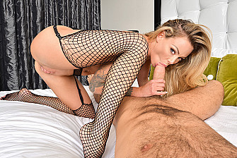 Cover Tattooed Aussie Isabelle Deltore in Your VR Porn Cum - Sex Position 2