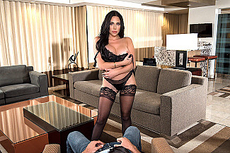 Jaclyn Taylor Fucks You In VR - Sex Position 1