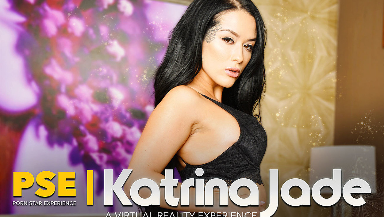 Get Devoured: Katrina Jade is Your VR Porn Star Experience