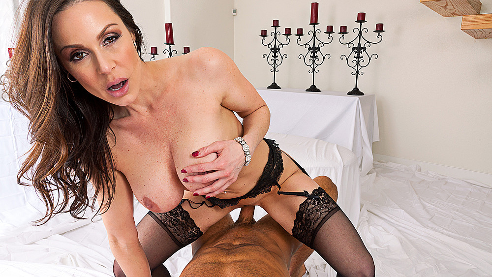 Click here to play Kendra Lust fucking in the chair with her tits vr porn VR porn