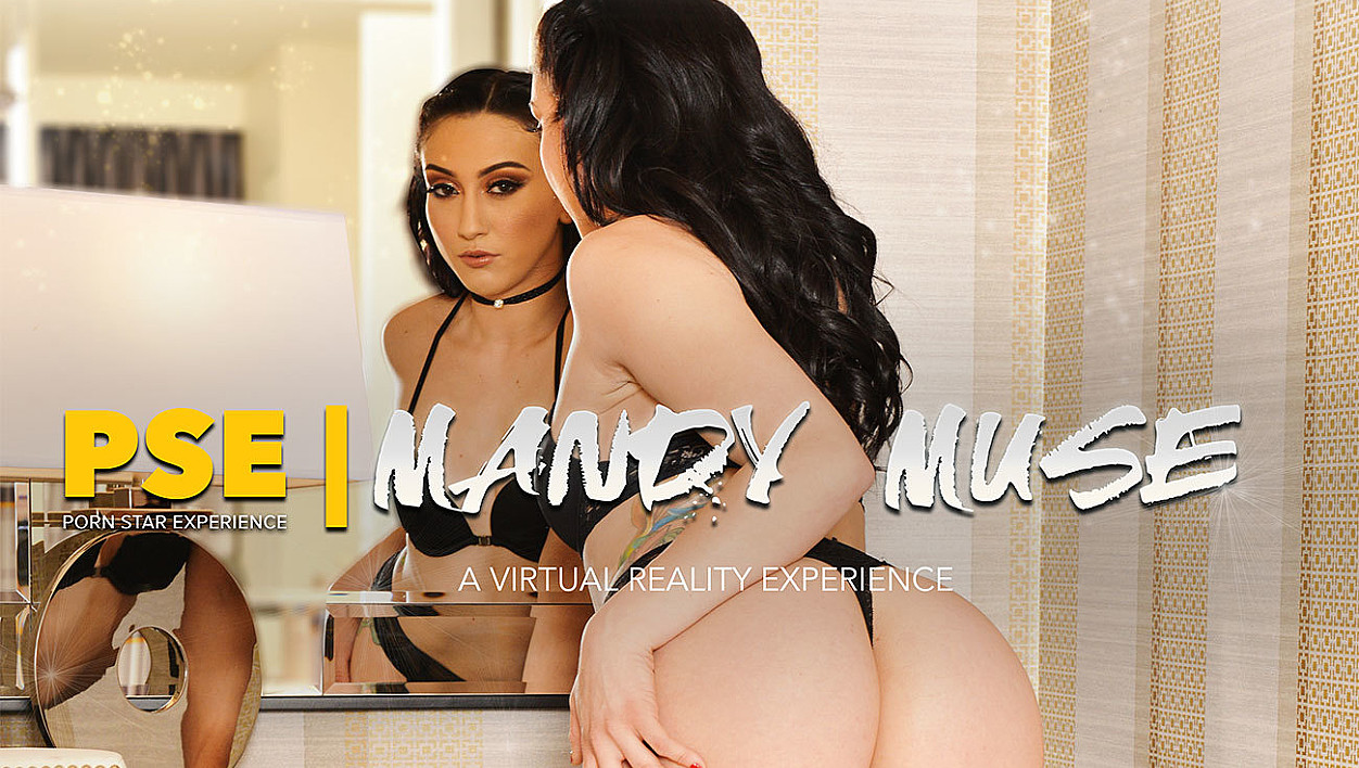 Austria Gay Porn mandy muse fucking in the bed with her small tits vr porn