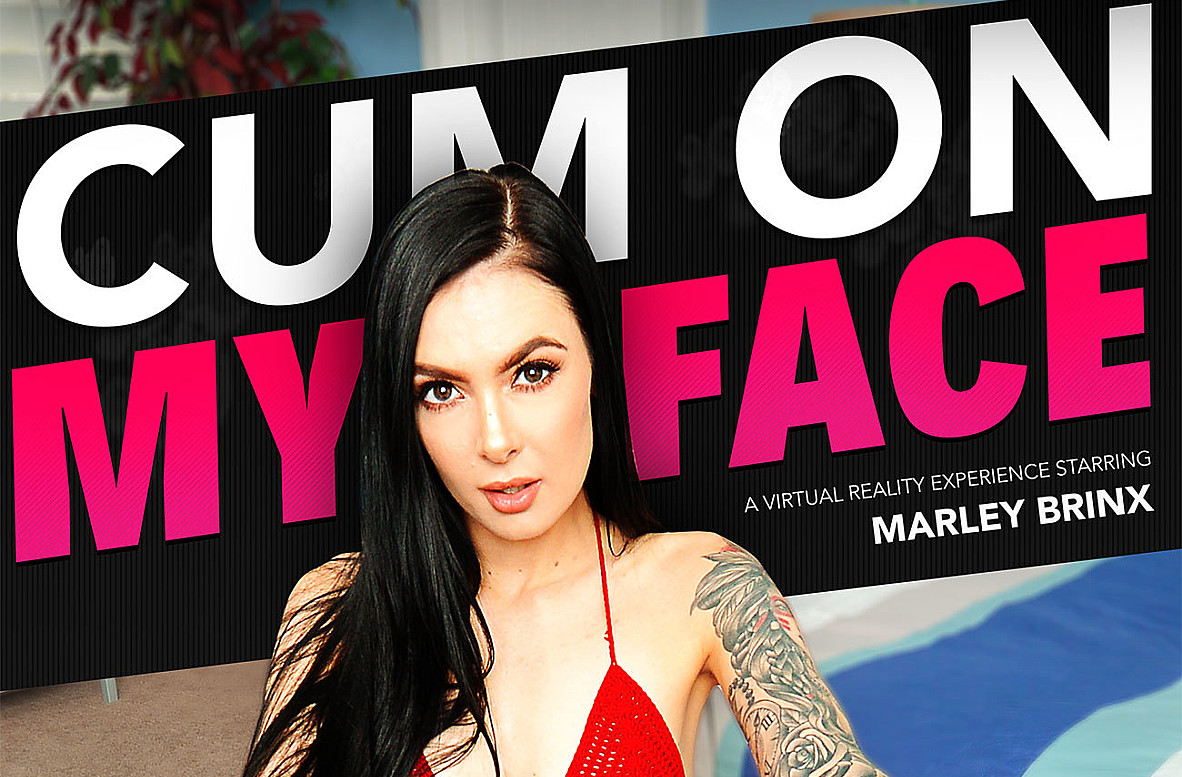 Watch Marley Brinx and Bambino VR video in Naughty America