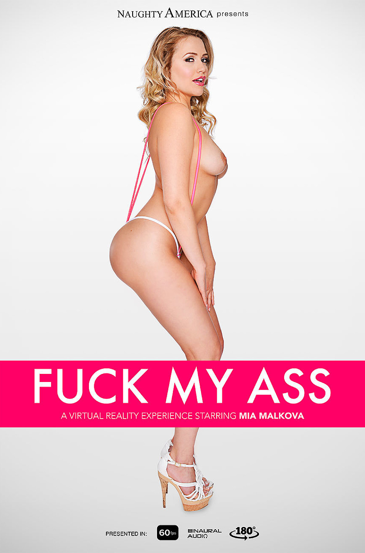 Watch Mia Malkova and Danny Mountain VR video in Naughty America
