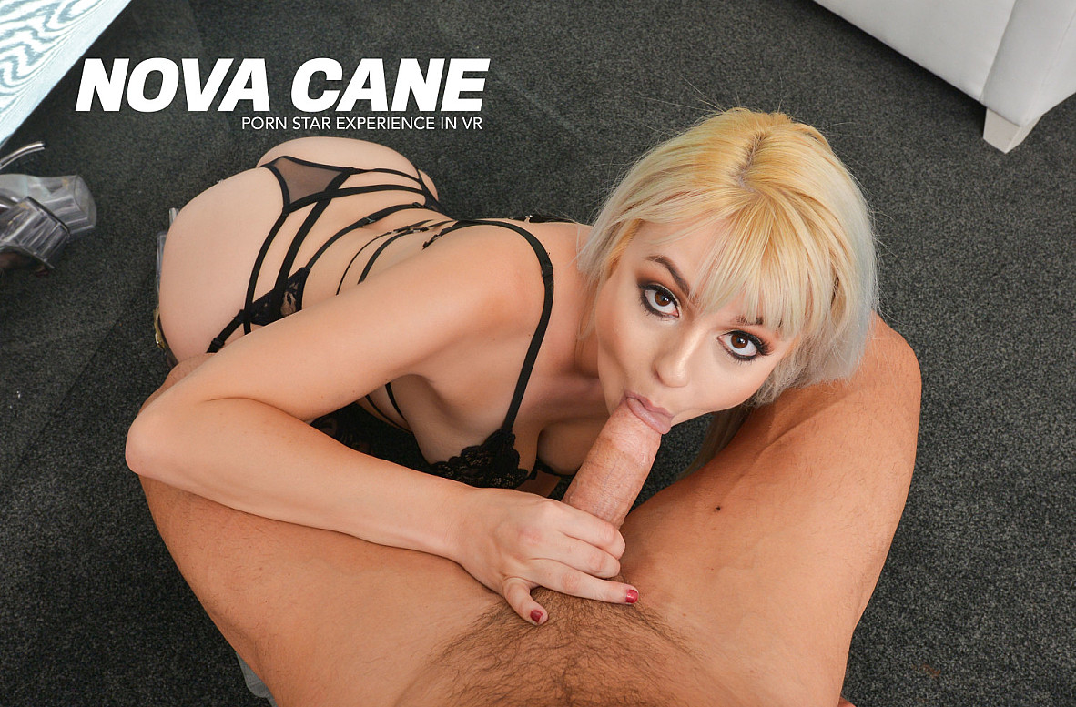 Watch Nova Cane and Johnny Castle VR video in Naughty America