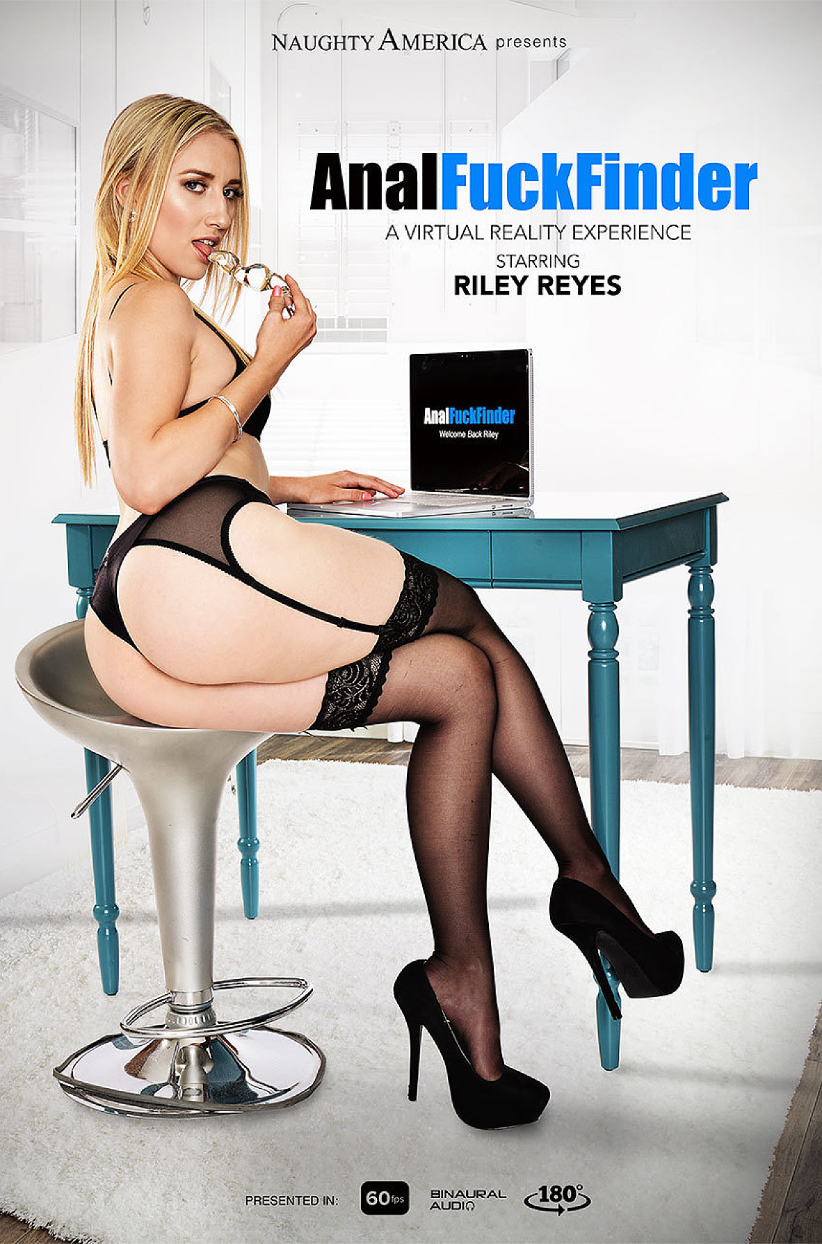 Watch Riley Reyes and Danny Mountain VR video in Naughty America