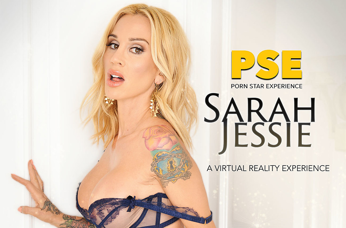 Watch Sarah Jessie and Chad White VR video in Naughty America