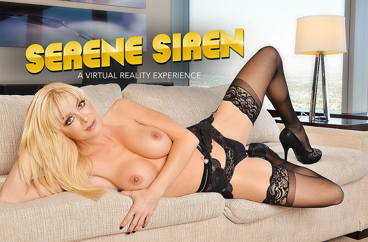 Watch Serene Siren and Luke Bastion VR video in Naughty America