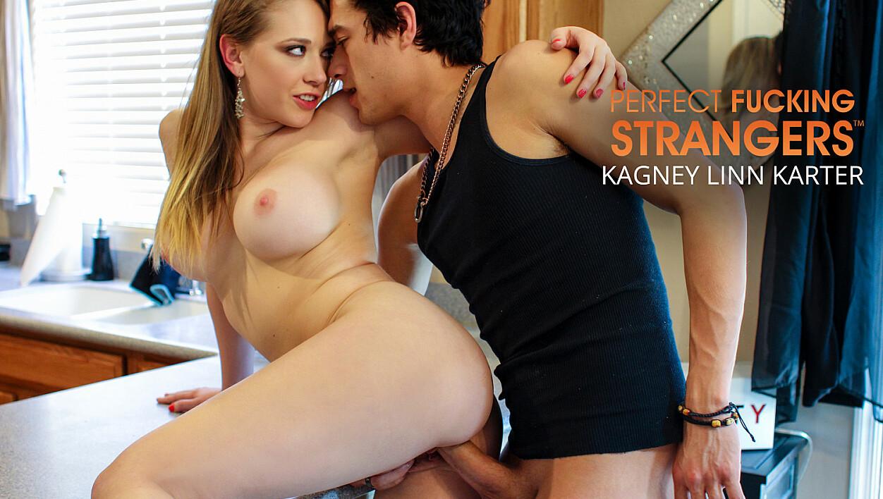 Kagney Linn Karter gets fucked by a stranger