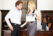 Aaliyah Love & Tyler Nixon in Naughty Office