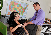 Amy Brooke & Jack Lawrence in Naughty Office