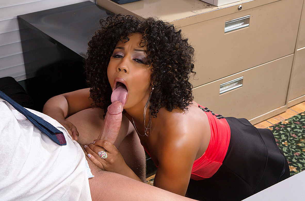 Watch Misty Stone and Xander Corvus video in Naughty Office