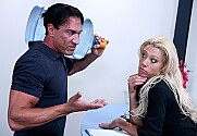 Tanya James & Marco Banderas in Naughty Office