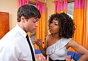 Misty Stone & Rocco Reed in Naughty Rich Girls