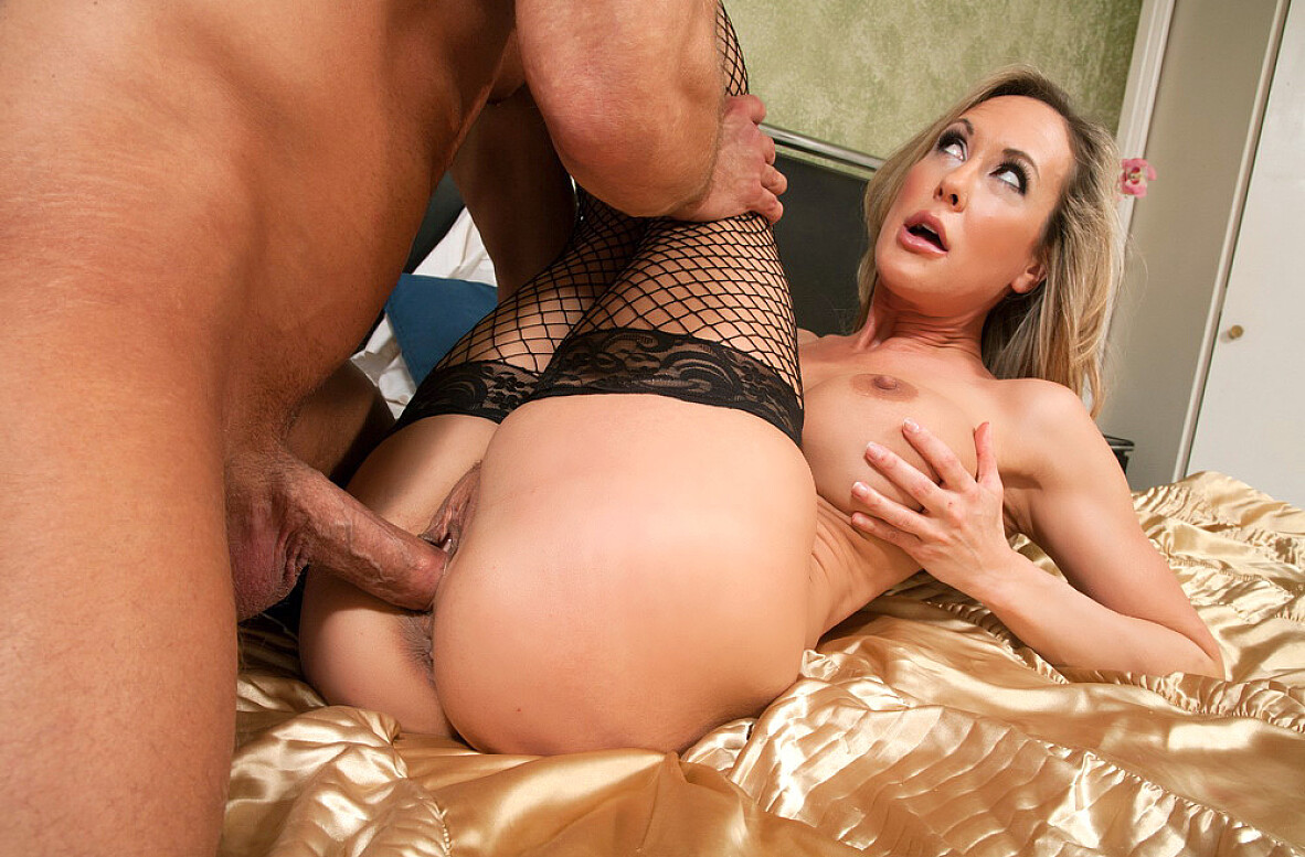 Watch Brandi Love and Bill Bailey video in Seduced By A Cougar