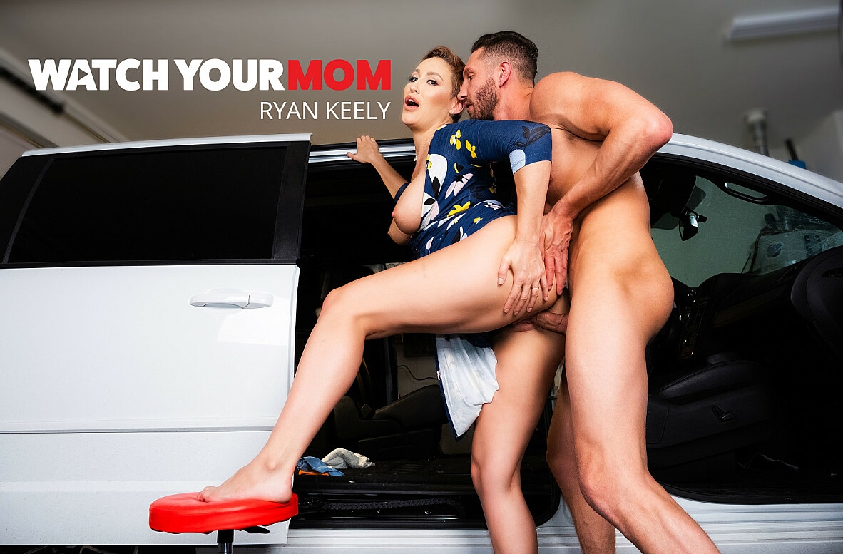 Watch Ryan Keely and Quinton James 4K video in Watch Your Mom