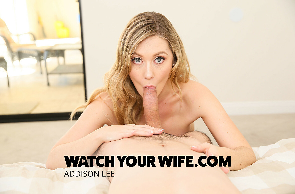 "Watch Addison Lee and Juan ""El Caballo"" Loco 4K video in Watch Your Wife"