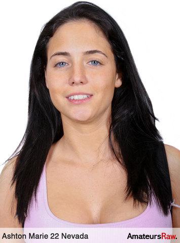 hot sexy girl Ashton Marie in amateur porn