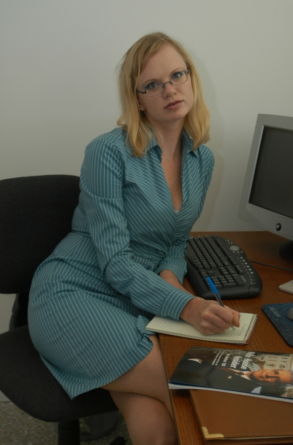 Hayley Rivers - xxx pornstar in many Desk & Office & Blow Job videos