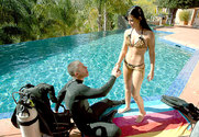 Rebeca Linares & Mick Blue in American Daydreams
