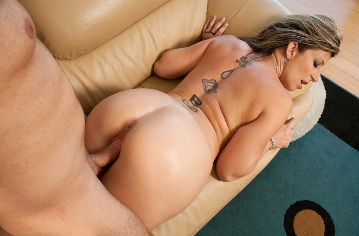 Watch Sara Jay and John Strong video in Ass Masterpiece