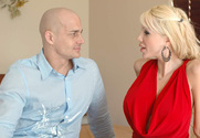 Danielle Derek & Anthony Hardwood & Ben English in Diary of a Milf