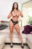 Ava Addams starring in Wifeporn videos with American and Ass smacking
