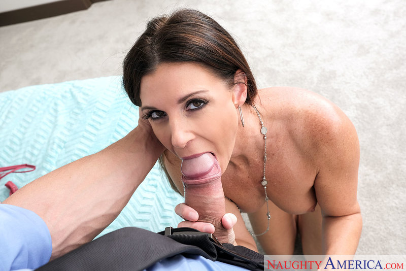 India Summer fucking in the floor with her lingerie - Sex Position 2