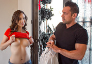 Jade Nile & Johnny Castle in I Have a Wife