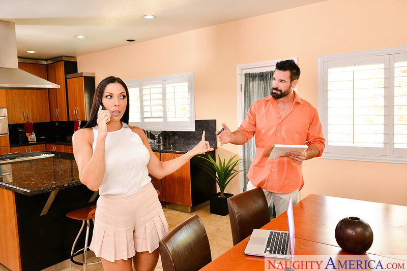 Naughtyamerica – RACHEL STARR & CHARLES DERA Site: I Have a Wife