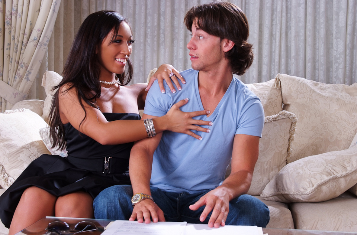 Watch Leona Dulce and Seth Gamble video in Latin Adultery