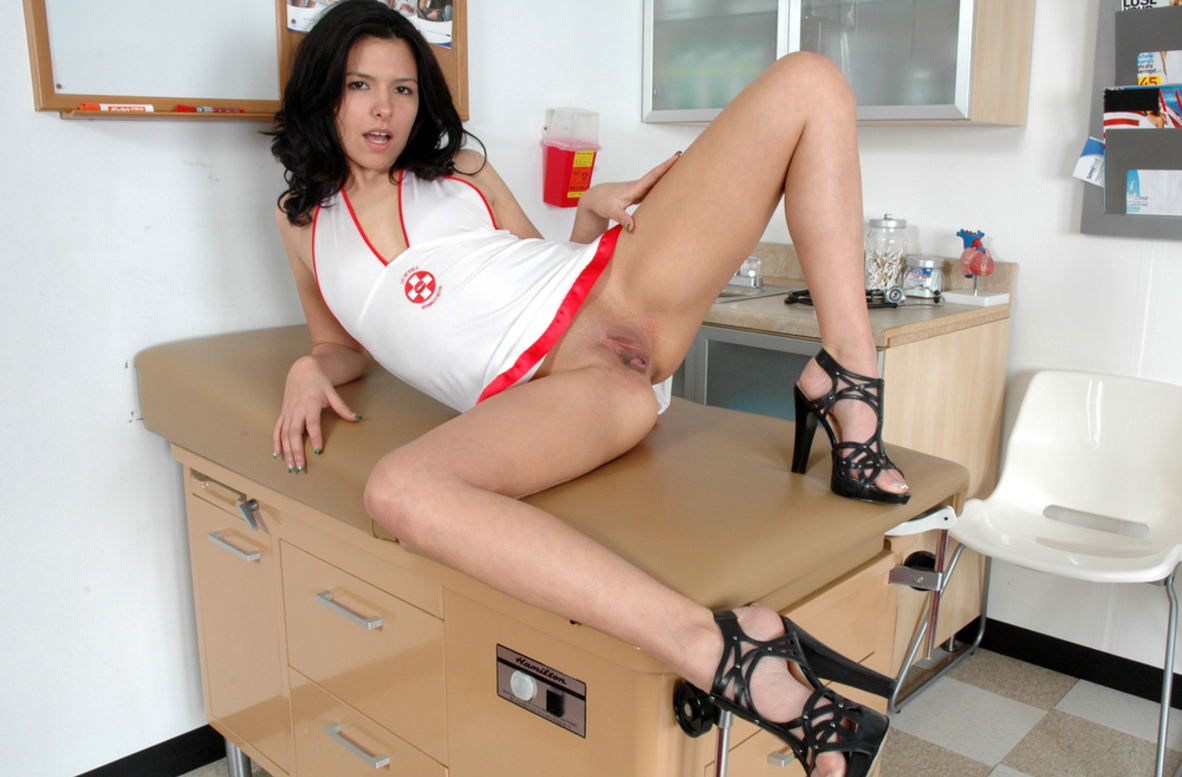 Watch Danica Dillon video in Live Naughty Nurse