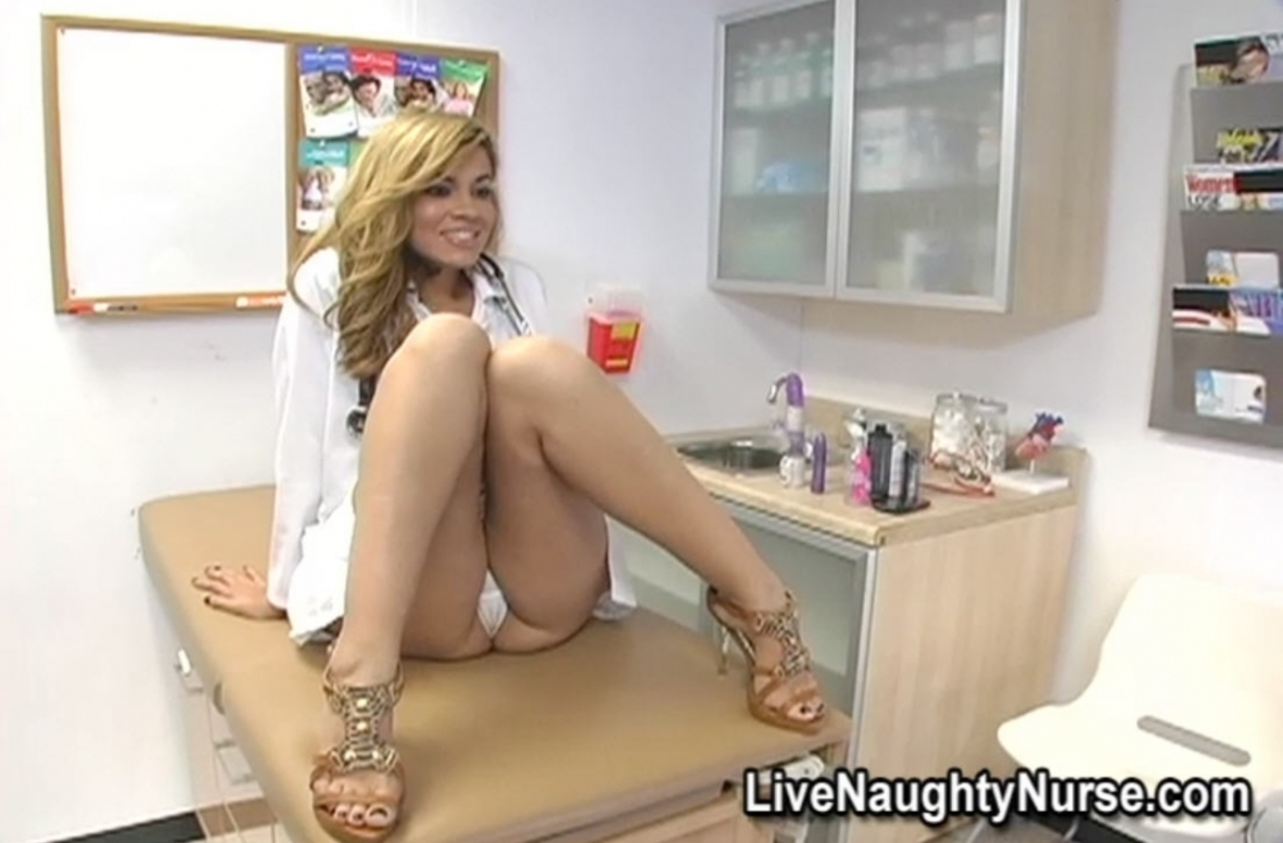 Watch Isis Taylor video in Live Naughty Nurse