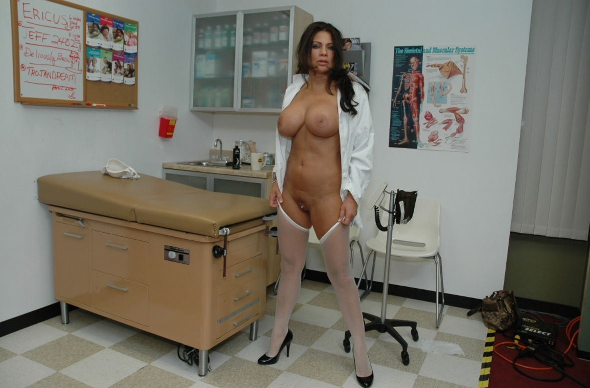 Watch Teri Weigel video in Live Naughty Nurse