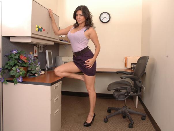 Sunny Leone office