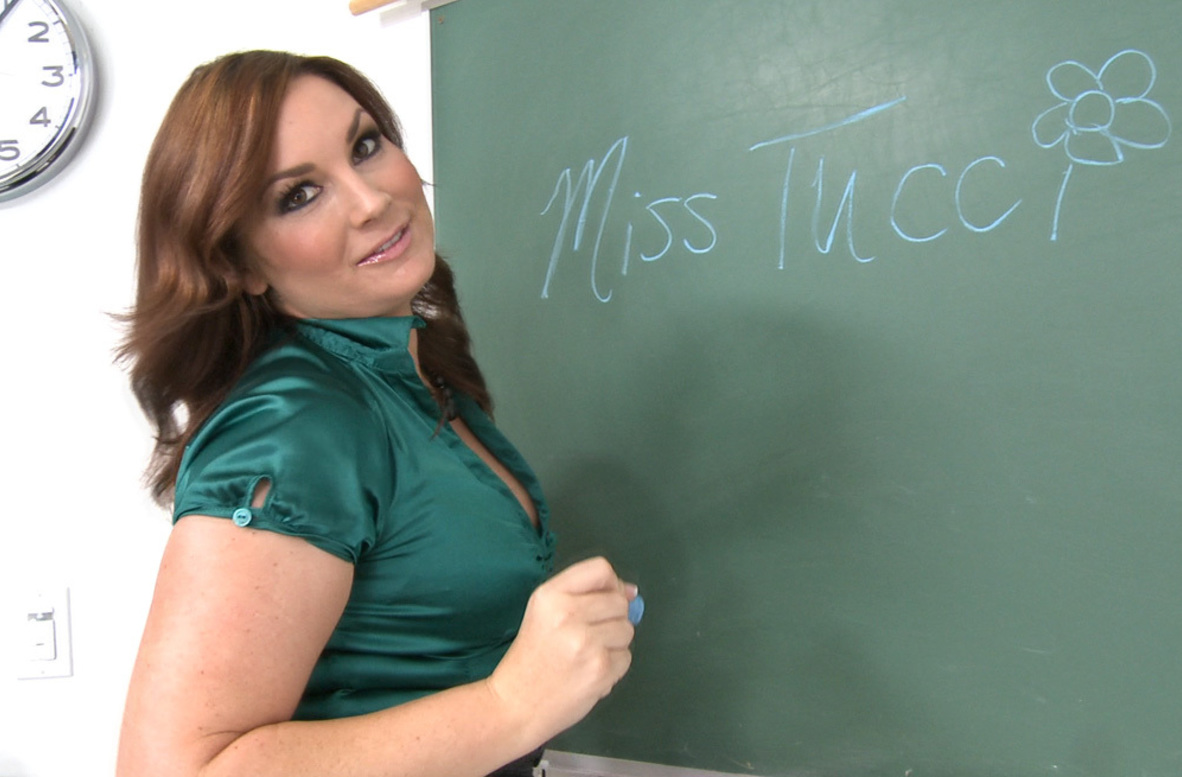 Watch Flower Tucci video in Live Naughty Teacher