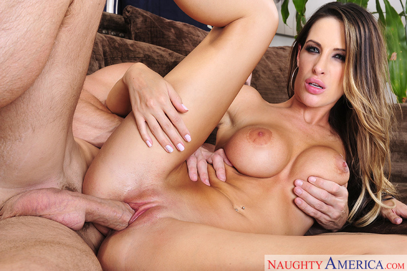 Kortney Kane fucking in the outdoors with her innie pussy - Sex Position 3