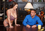 Angela White & Johnny Castle in My Friend's Hot Girl