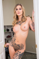 Kleio Valentien starring in Friend's Girlfriendporn videos with American and Athletic Body