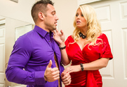 Alura 'TNT' Jenson & Johnny Castle in My Friend's Hot Mom