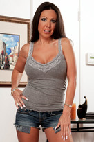 Amy Fisher starring in Friend's Momporn videos with Big Ass and Big Tits