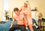 Holly Heart & Richie Black in My Friend's Hot Mom