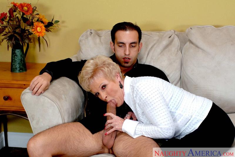 naughty america granny