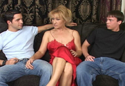 Mia Ivanova & Kris Slater & Trent Soluri in My Friend's Hot Mom