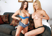 Sofia Soleil & Rachel Roxxx & Marcos Leon in My Friend's Hot Mom
