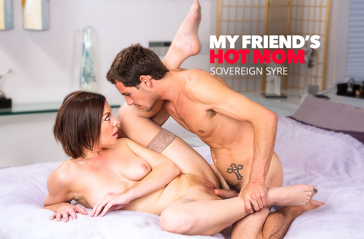 Watch Sovereign Syre and Tyler Nixon 4K video in My Friend's Hot Mom