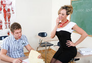 Brandi Love & Danny Wylde in My First Sex Teacher