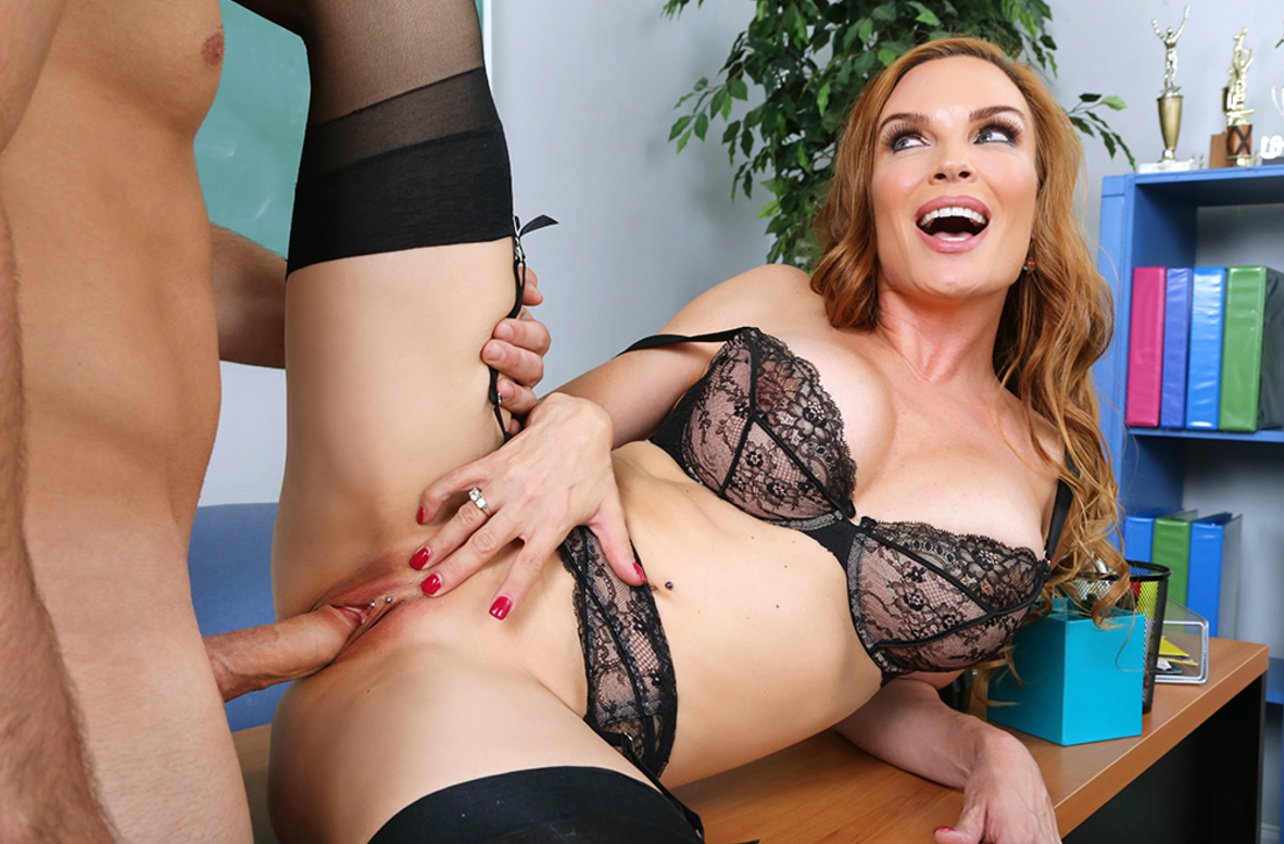 Watch Diamond Foxxx and Peter Green 4K video in My First Sex Teacher