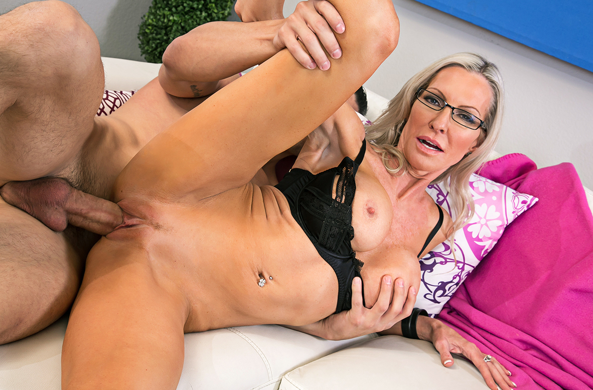 Watch Emma Starr and Bambino 4K video in My First Sex Teacher